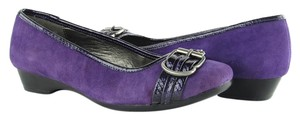 Bandolino Purple Flats