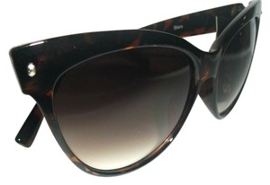 Star City Cat Eye Retro Vintage 1950s Rockabilly Sunglasses Tortoise Shell