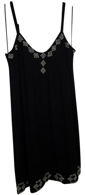 Black Maxi Dress by INC International Concepts Stretch/Fitted Summer