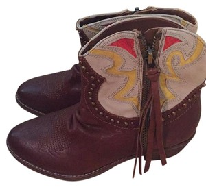 Sam Edelman Cowgirl Brown Boots