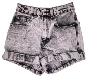 American Apparel Cut Off Shorts