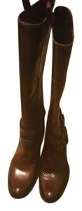 Vera Pelle Brown Boots
