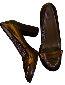 Dexter brown Mules