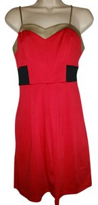 Sweet Storm short dress Red on Tradesy