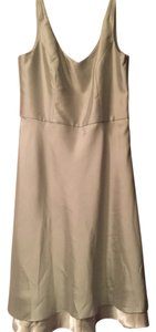 Ann Taylor short dress Green on Tradesy