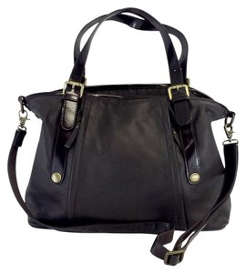 Nuovedive Brown Leather Tote