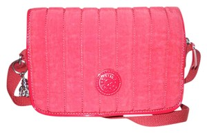 Kipling Synthetic Nylon Quilted Cross Body Bag