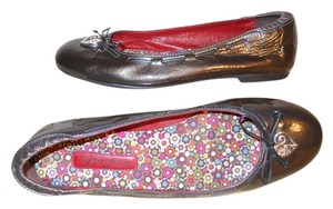 Brighton Patent Leather Ballet bronze Flats