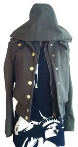 BDG Coat Xs Urban Outfitters Army Green Jacket