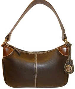 Dooney & Bourke Refurbish Hobo Leather Shoulder Bag
