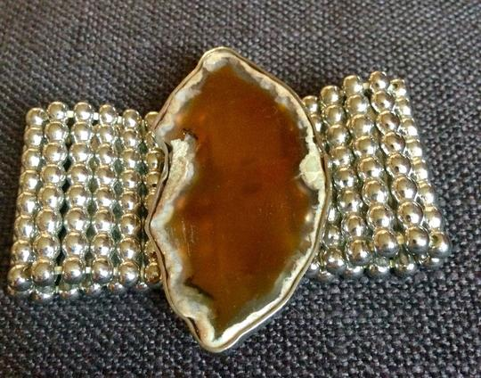 Other Modern Synthetic Stone Chain Bracelet