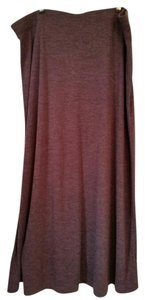 Gap Maxi Skirt Purple Heather