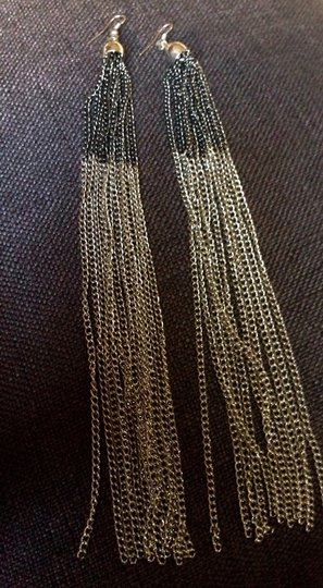 Other Long Strand Chain Earrings