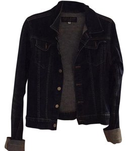 Juicy Couture Indigo Womens Jean Jacket