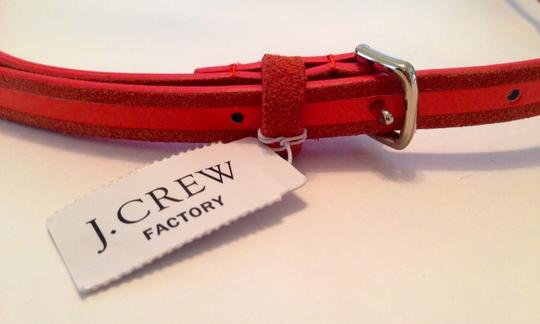 J.Crew J. Crew Orange Belt (New w/ tag) Size Small