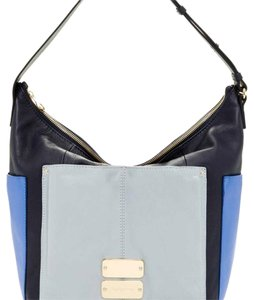 20cb7d5fce4a9 See by Chloé Nellie Multi-color Leather Exterior Cotton Lining Hobo ...