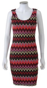Calvin Klein short dress Multicolored on Tradesy