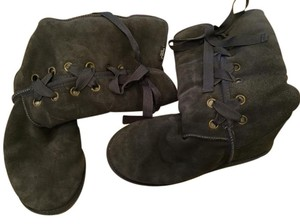 EMU Gray Boots