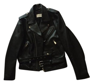 Sandro Leather Brand New Motorcycle Jacket