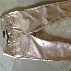 SuperTrash Skinny Jeans-Coated