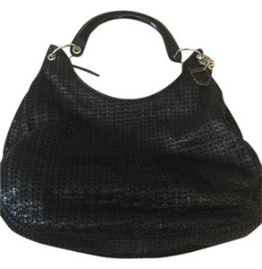 Dior Woven Shoulder Bag