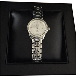 TAG Heuer Link Diamond Bezel Mother Of Pearl