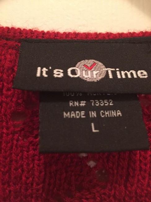 It's Our Time Sweater