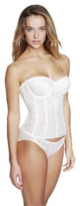 Dominique Dominique Lace Corset Bridal Bra 8949 Ivory Size 44C
