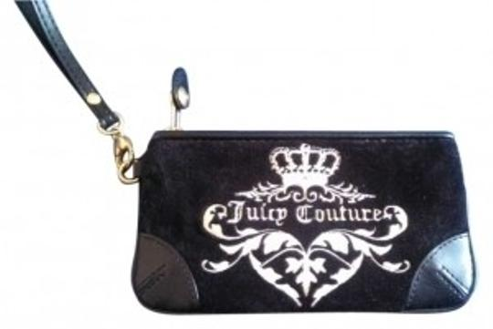Preload https://item5.tradesy.com/images/juicy-couture-black-velour-and-leather-wristlet-152829-0-0.jpg?width=440&height=440