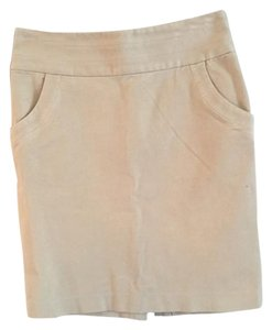 Banana Republic Pencil Skirt khaki