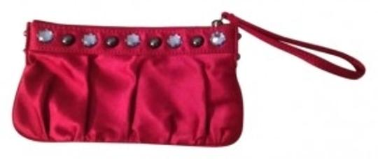 Express Red Clutch