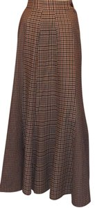 Artbro Jr Maxi Skirt Brown