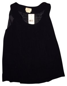 Kate Spade Matinee Blouse Top Black
