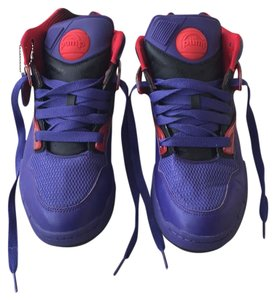 Reebok Purple/Red Athletic