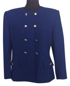 Chanel Royal Blue Blazer