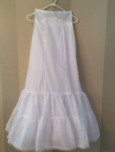 Wedding Gown Fit And Flare Slip