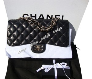 Chanel One Of A Kind Custom Gabrielle Coco Monogrammed Matching Credit Card Letter From Shoulder Bag