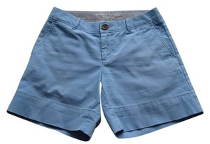 Banana Republic Chino Bermuda Shorts Periwinkle