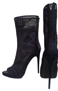 Other New Stunning Attitude Lace Black Boots