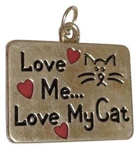 Other 1 cat charm
