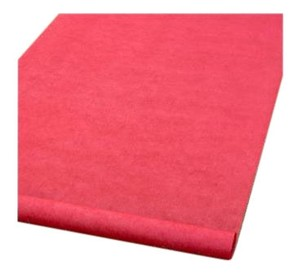 Hortense B. Hewitt Red Outdoor Or Indoor Floor Theme Guest Aisle Runner