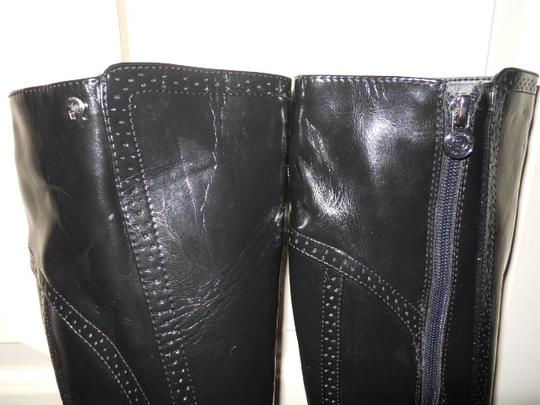 Etienne Aigner Man Made black Boots