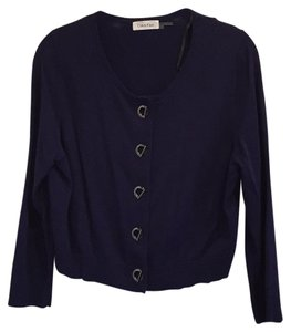 Calvin Klein Bolero Toggle Pet And Smoke Free Cardigan