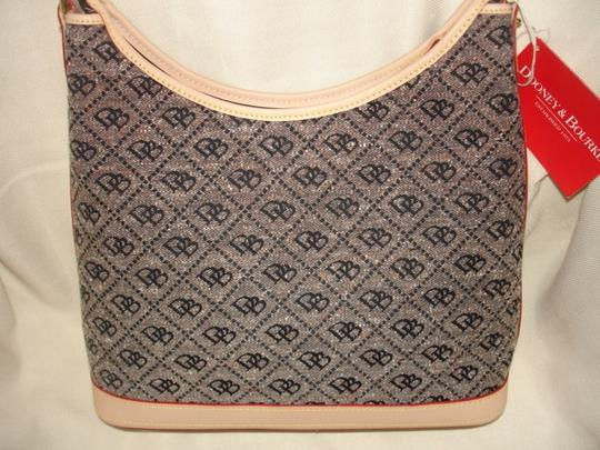 Dooney & Bourke Exclusive Signature Print Hobo Bag