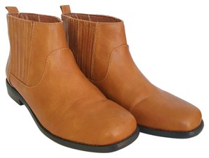 G.H. Bass & Co. Cognac Boots