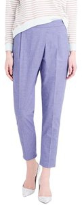 J.Crew Chambray Crossover Pants