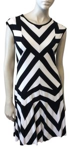 Bailey 44 short dress Navy Blue/White on Tradesy