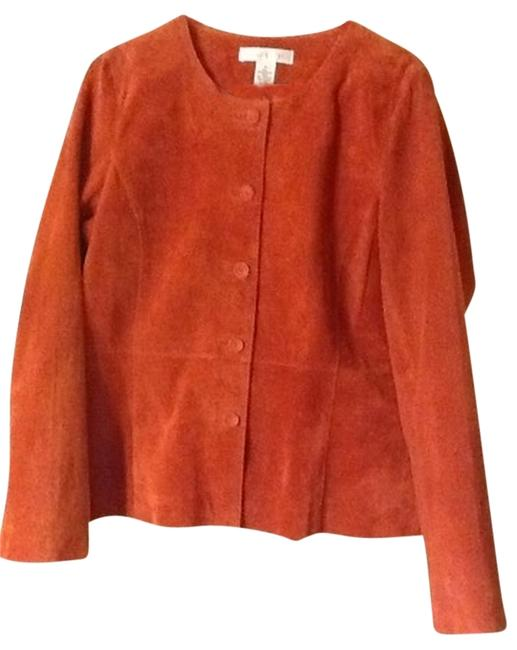 Other Orange Blazer