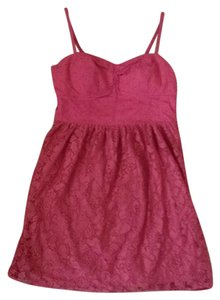 American Eagle Outfitters short dress Pinky on Tradesy
