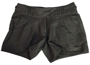 French Connection Dress Shorts Dark gray